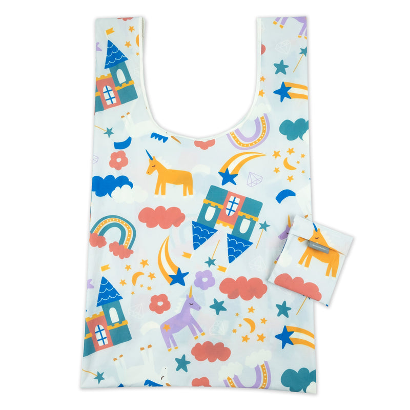 Maison Elmesa Reusable Bag - Rainbow Castle