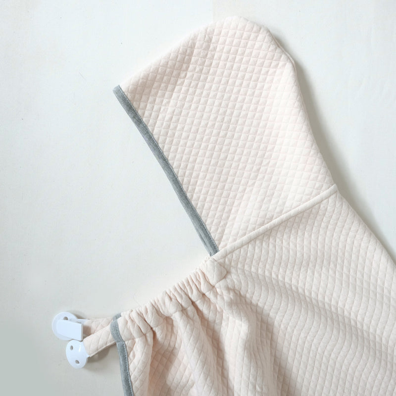 Maison Elmesa Baby Blanket On The Go - Vanilla Texture