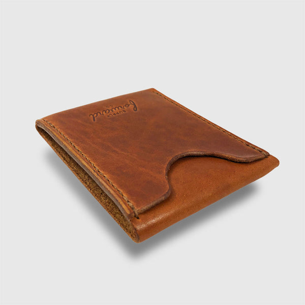 Forward Supply Card Wallet English Tan