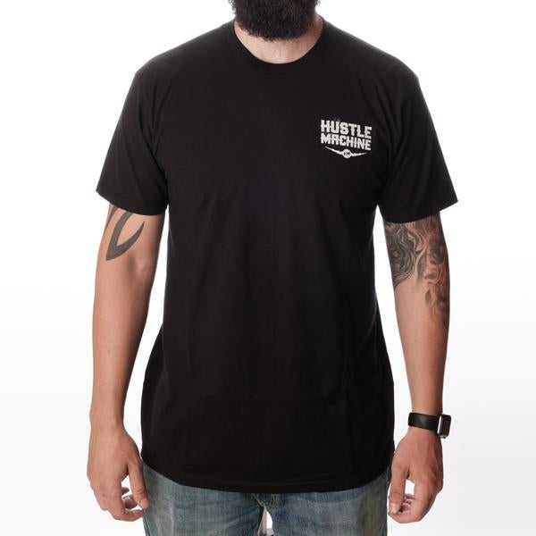 Hustle Machine: Flat Track Shirt