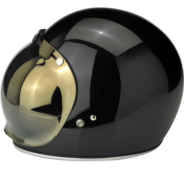 Biltwell Bubble Shield Anti-Fog: Gold Mirror