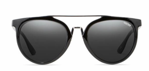 Nectar Sunglasses: Remi Black Polarized