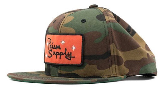 Prism Supply Uniform Patch Hat-Camo