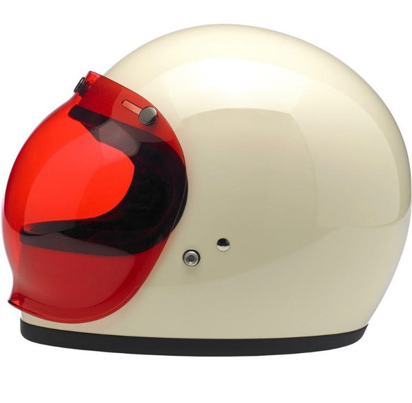 Biltwell Bubble Shield Anti-Fog: Rose