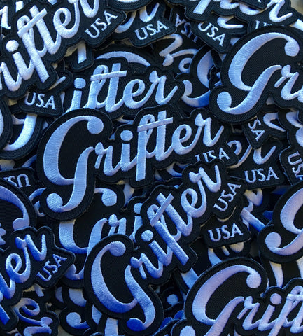 Grifter Logo Patch