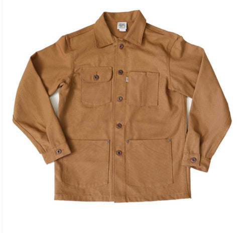 Railcar Canvas Chore Coat