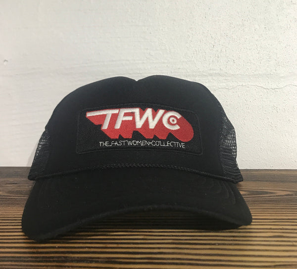 Fast Women Collective Trucker