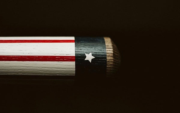 "Pillbox Bat Co ""Old Glory"" Bat"