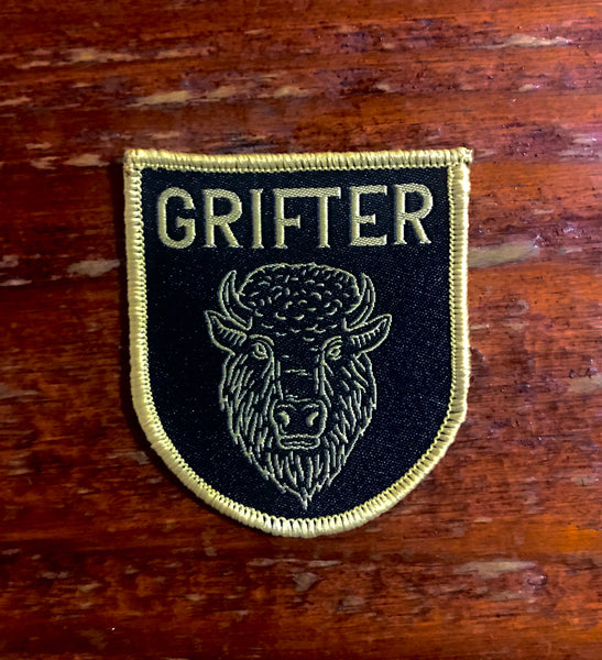 Bison Grifter Patch