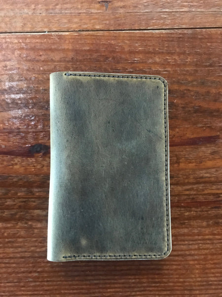 Mtn. Face Leather Notes Wallet
