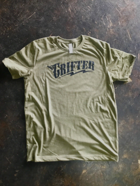 Speed Tee: Military Green
