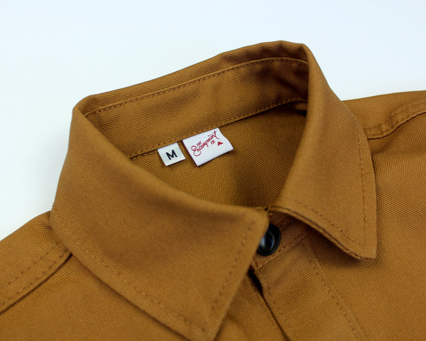 Encampment Co Canvas Work Shirt