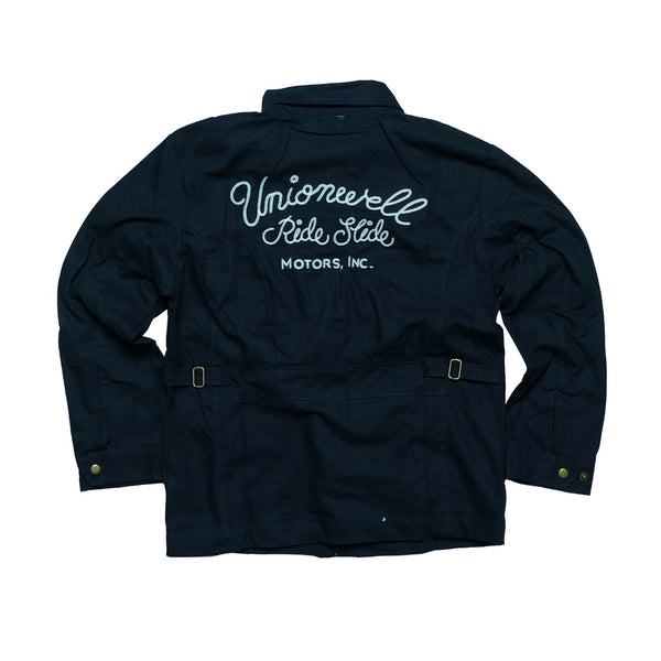 Unionwell Rios Chainstitch Jacket Navy