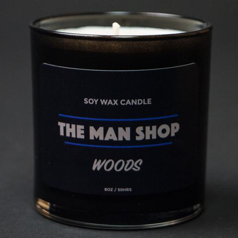 Woods Soy Wax Candle