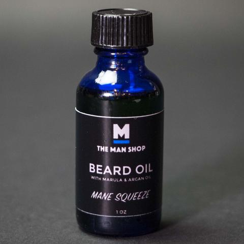 Mane Squeeze Beard Oil