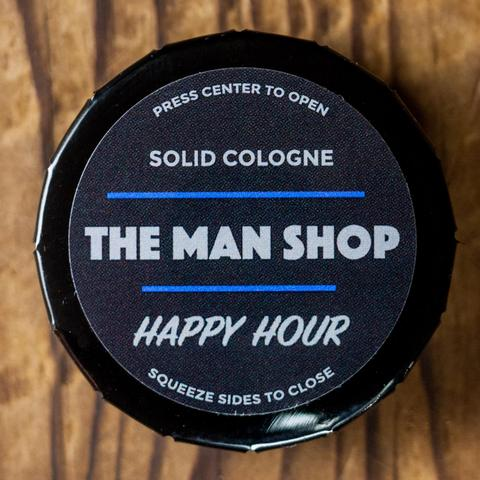 Happy Hour Solid Cologne