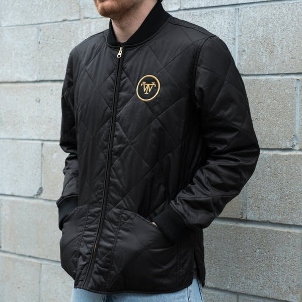ON SALE: Treadwell Quilted Liner Jacket