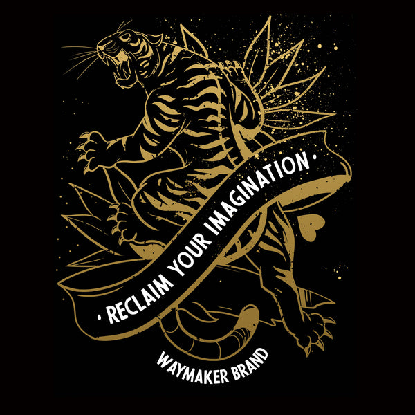 WM Gold Tiger Shirt