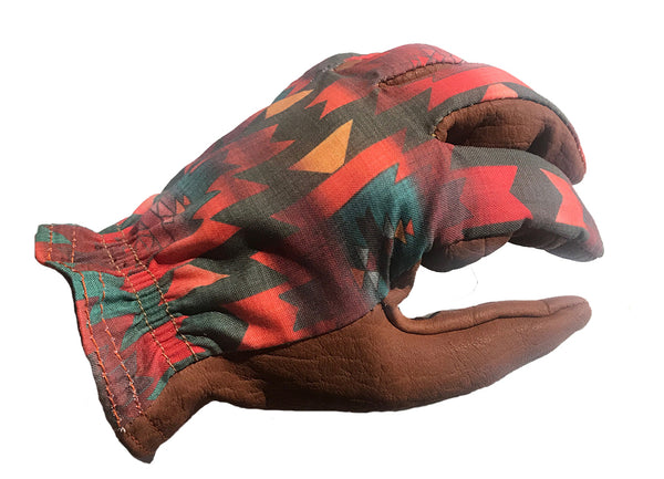 Final Sale Aztec Gloves only $59
