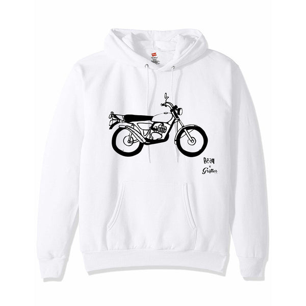 Limited Edition Hoodie White