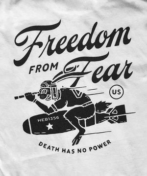 Efficacy: Freedom from Fear Tee