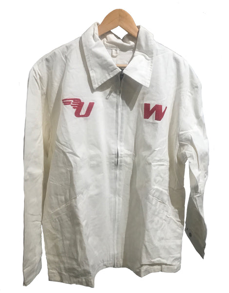 Unionwell Rios Chainstitch Jacket White