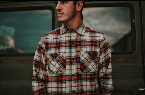 Encampment Co 21-13 Shirt Plaid Flannel