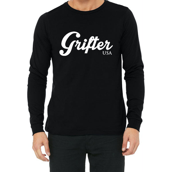 NEW RELEASE SALE: Long Sleeve Logo Shirt