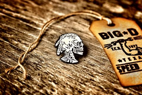 Hobo Nickel Pin