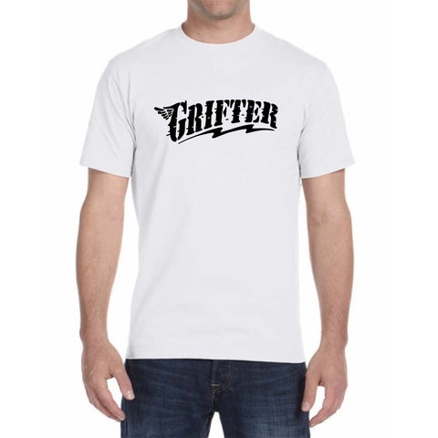 White Speed Tee