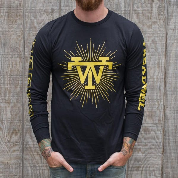 On Sale: Treadwell Good Vibes Long Sleeve