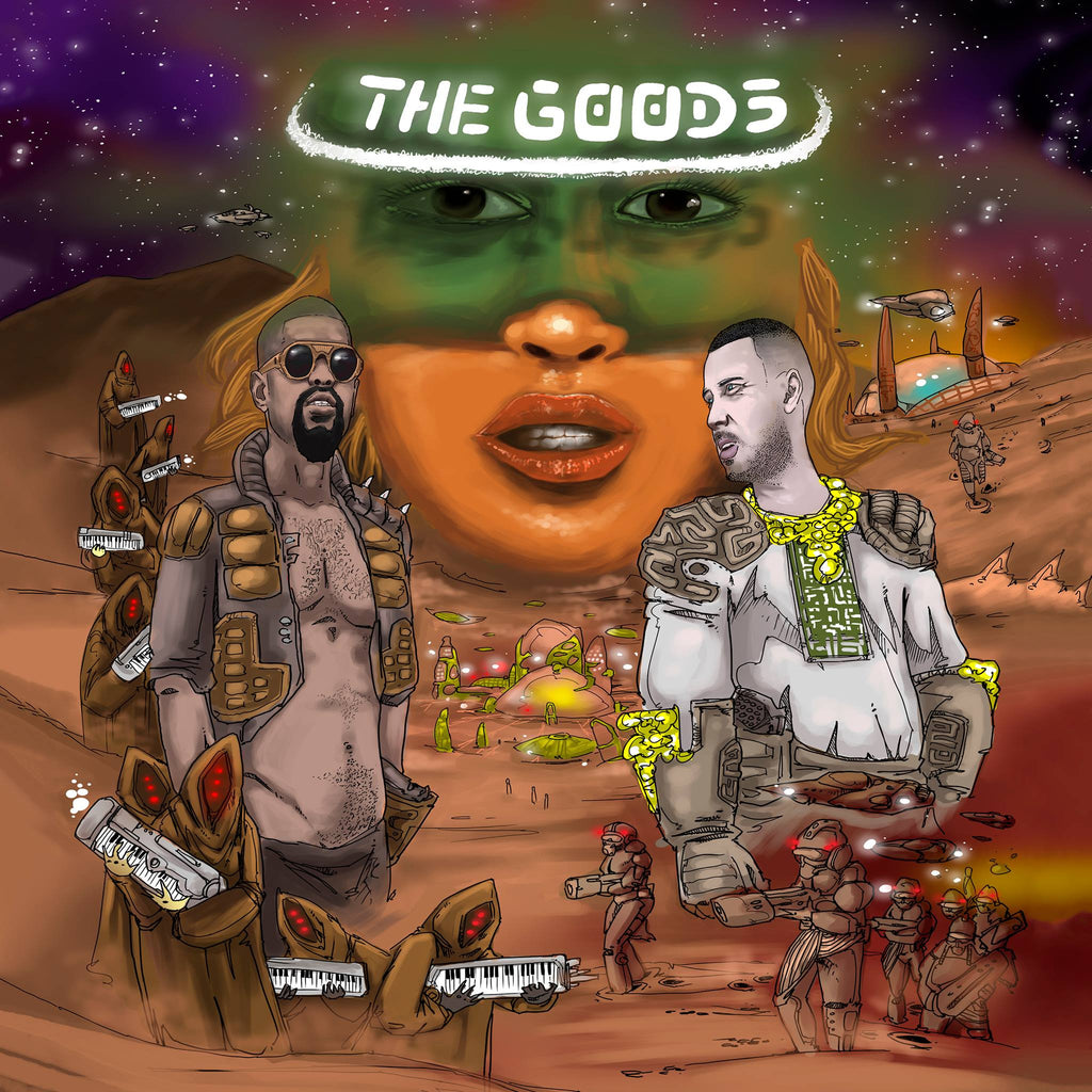 The Goods release self-titled double EP