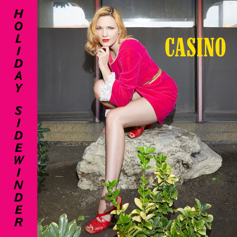 Casino by Holiday Sidewinder Released Today