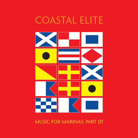 Coastal Elite Releases 'Music For Marinas, Pt. 1 (of 3)'