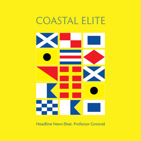 "Coastal Elite Releases first track of Music For Marinas Pt.02 ""Headline News"" feat. Professor Groove"