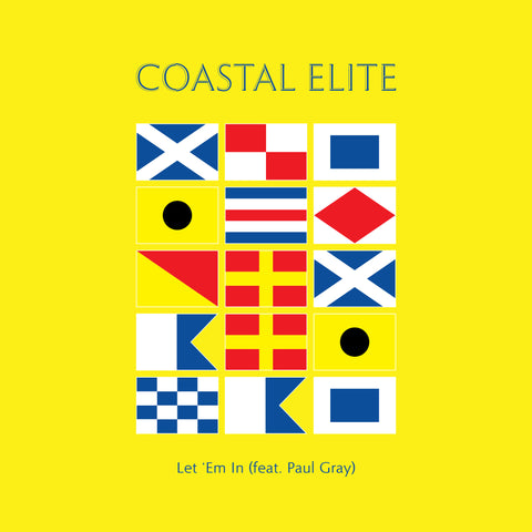 "Coastal Elite Release New Track ""Let 'Em In"" feat. Paul Gray"