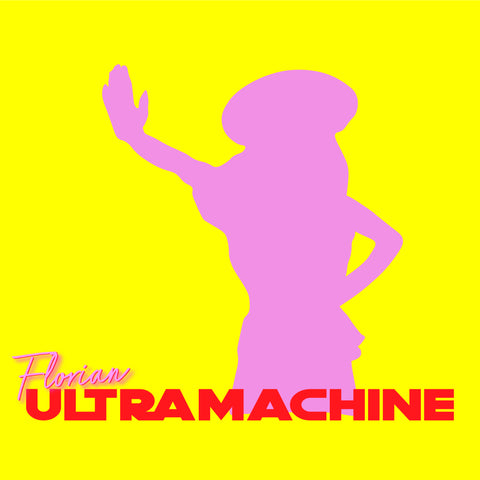"Florian's New Femme-Power Anthem ""Ultramachine"" Out Now"