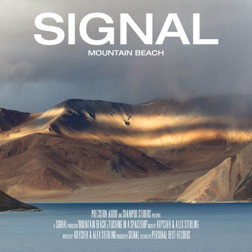 Signal debut their first single 'Mountain Beach'