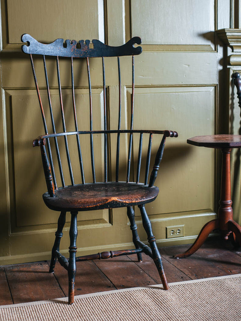 "Issue Six: A Windsor Chair Called ""Henry"" - Nathaniel Brewster"
