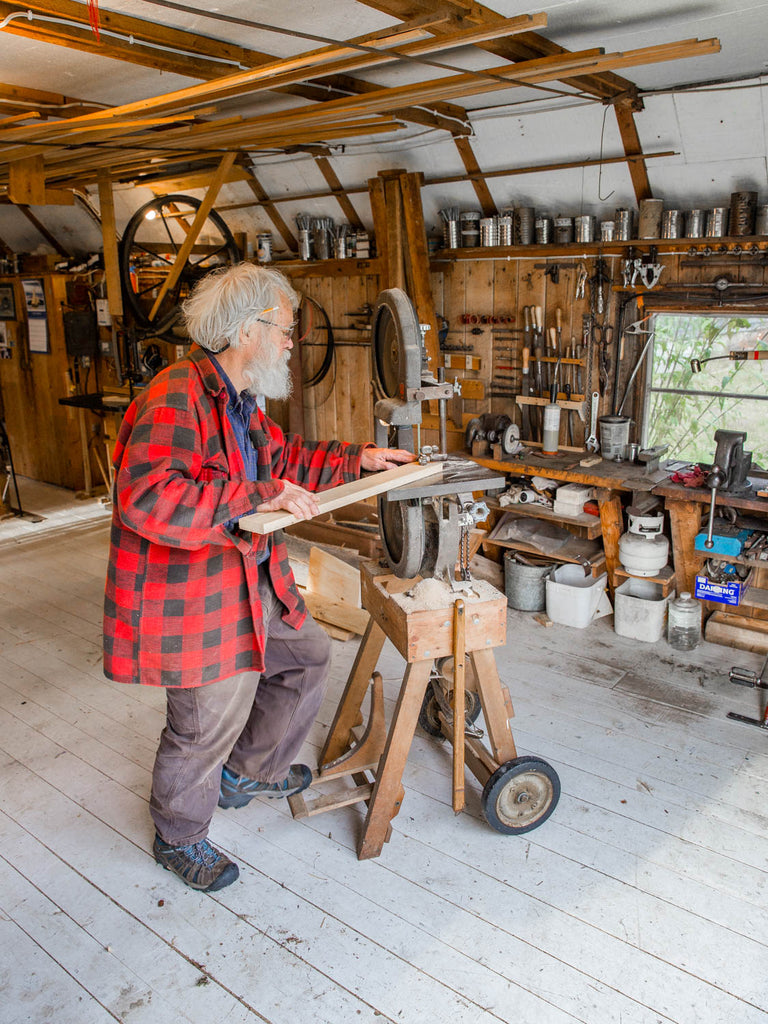 The Human-powered Bandsaw