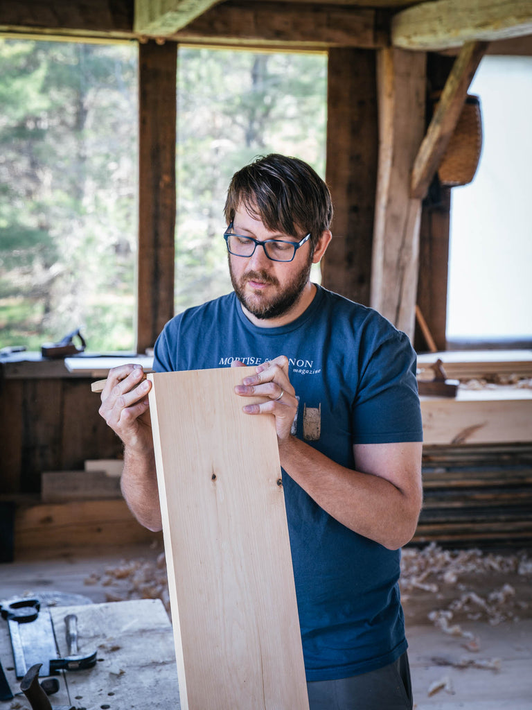 "Podcast 09 – ""Perfection in Woodworking"" with Jim McConnell"