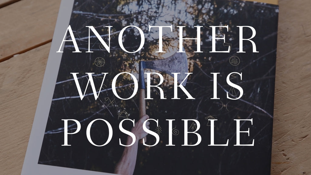 """Another Work is Possible"" Book Trailer"