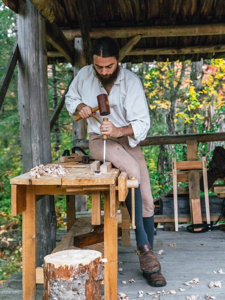 Living History on the Maine Frontier