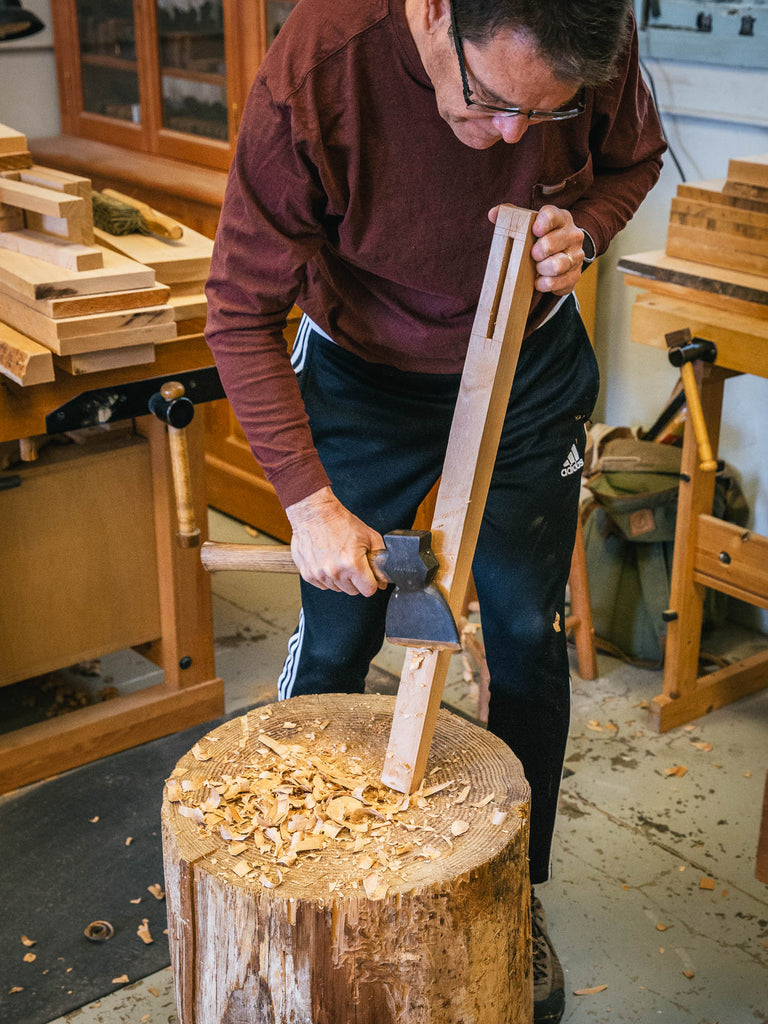 A New (Old) Way of Working Wood