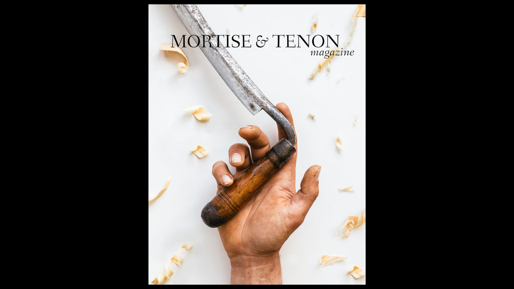 Mortise & Tenon Issue Three Video