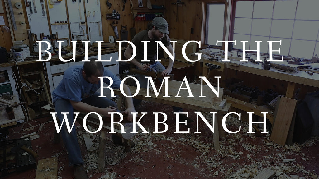 Video: Building the Roman Workbench