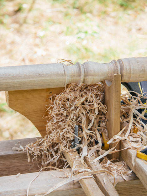 Announcing the Table of Contents: Reproducing a Yale Banister-Back Chair