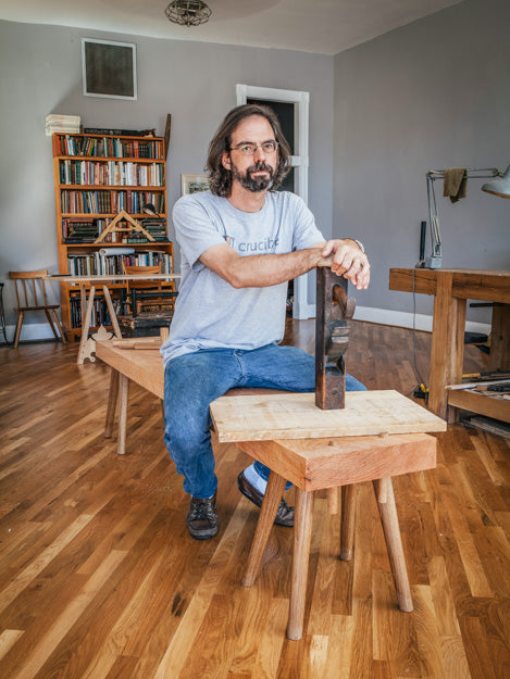 Chris Schwarz on Using the Low Roman Workbench: Issue Two Table of Contents