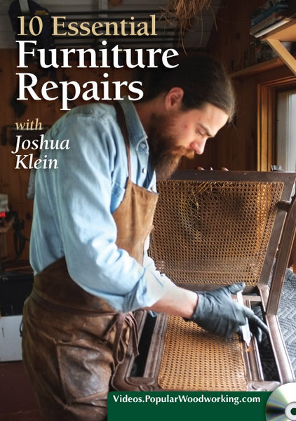 '10 Essential Furniture Repairs' Released!