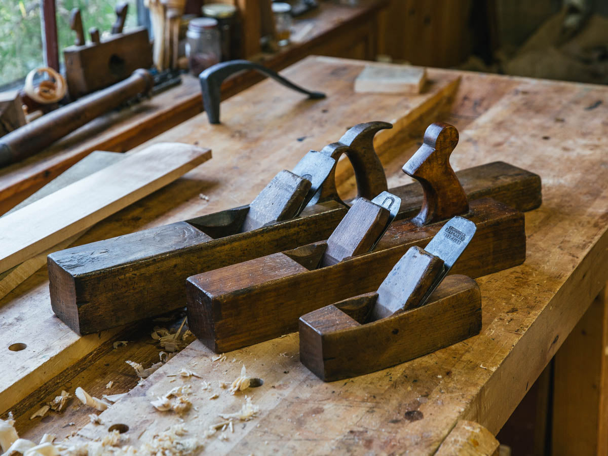 Why I Converted To Wooden Hand Planes Mortise Tenon Magazine